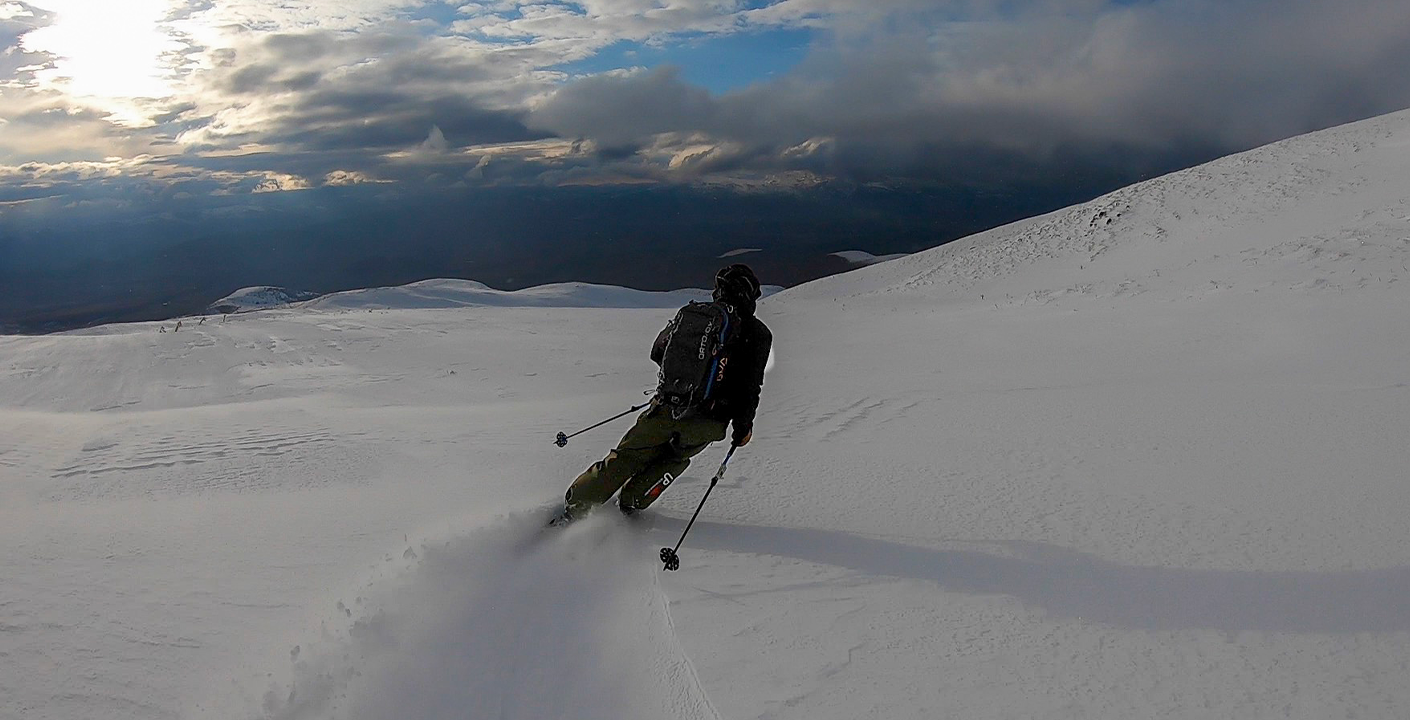 Ski and Exploration in Albania