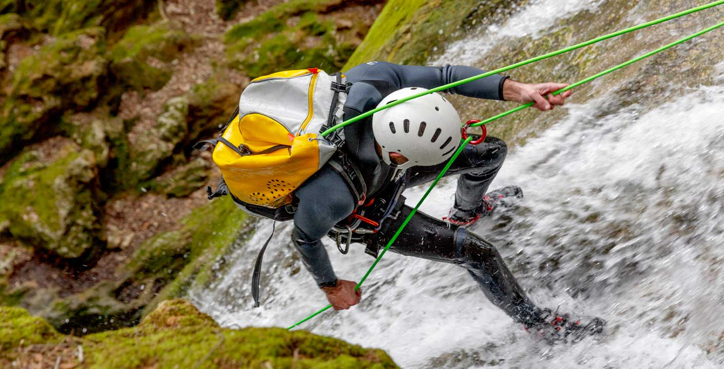 Canyoning Course