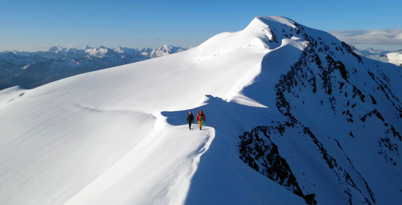 Hike & Alpinism Around The Vanoise Glaciers