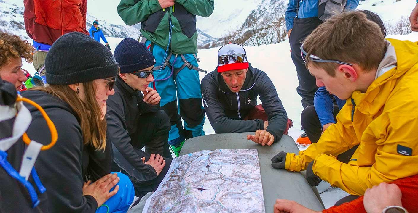 Alpinism Workshop