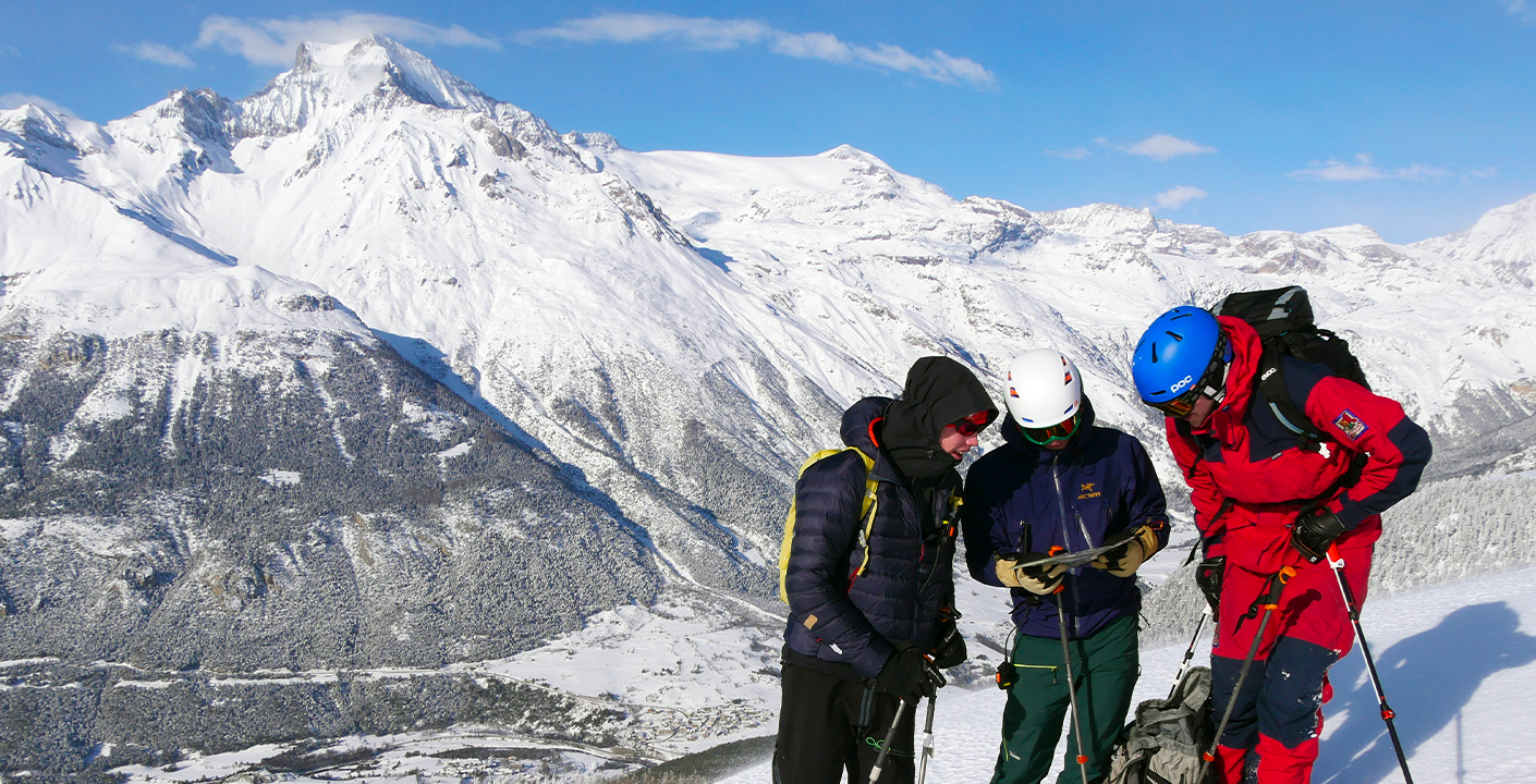 Maurienne Backcountry Workshop